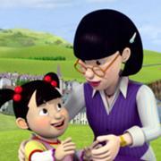 """""""Areuh agueuh destruction ! areuh arueh ! au pied misérables humains !""""""""Comme elle est mignonne ! J'ai l'impression qu'elle parle presque !"""""""